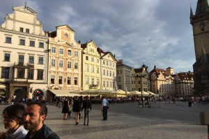 Old Town Square Prague, Old Town Square, Family vacation Prague