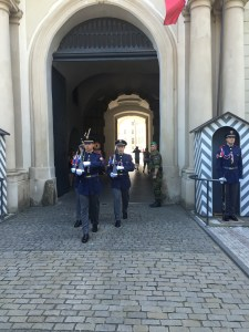 Prague Castle Changing of the Guard, Family vacation, Prague Castle, Family vacation Prague