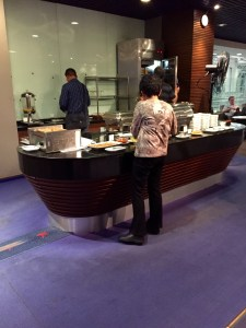 Thai Airways, Royal Silk Lounge, Bangkok