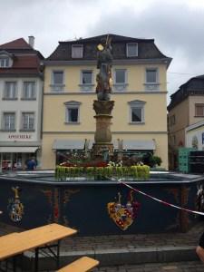 Markplatz, Schwäbisch Gmünd, Family Vacation Germany