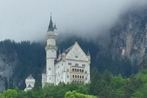 Neuschwanstein Castle, Bavaria, Family German Vacation