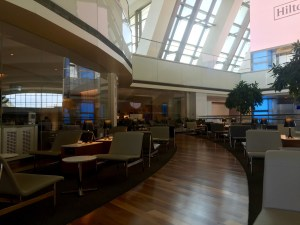 Star Alliance Lounge, LAX, Tom Bradley Terminal