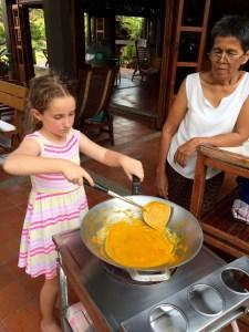 Learn to cook Thai, Thai Food, Wok, Thai House
