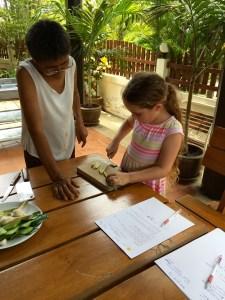 Thai House, Bangkok, Thailand, Thai Cooking, Learn Thai Cooking