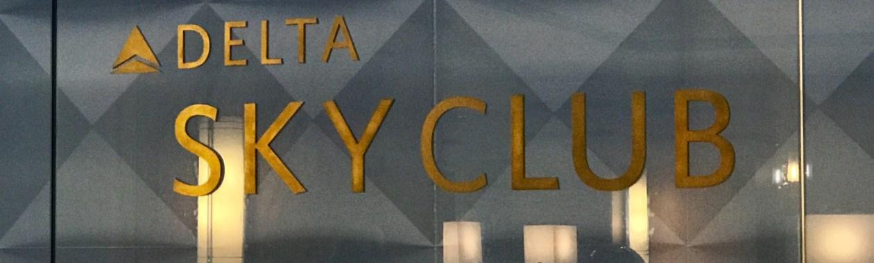 Delta Sky Club