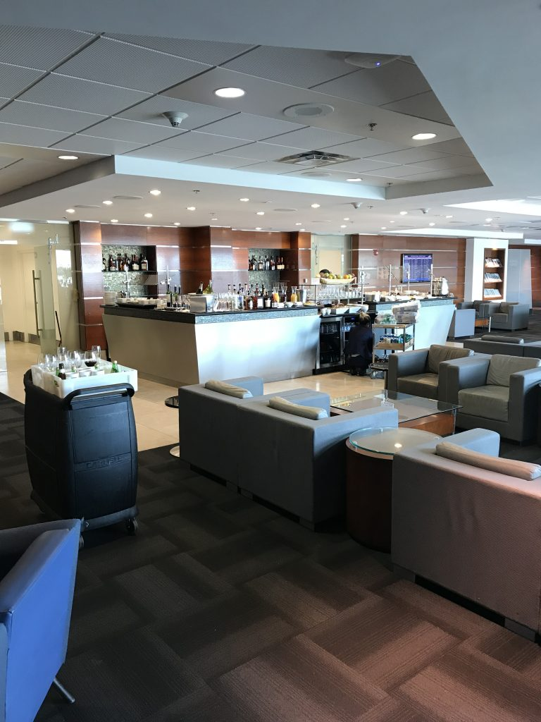 Latam VIP Lounge Prioity Pass Access
