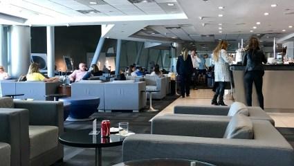 Latam VIP Lounge MIA