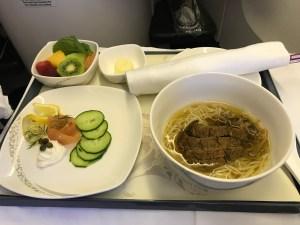 AIr China Meal