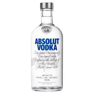 Absolut Vodka Bottle Original