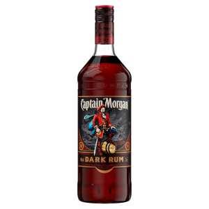 Captain Morgan Rum 1ltr Bottle