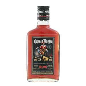 Captain Morgan Rum 20cl Bottle