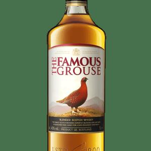 The Famous Grouse Whisky 1ltr Bottle