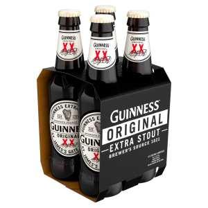 Guinness Original 330ml Bottles