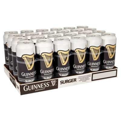 Guinness Surger Cans 520ml