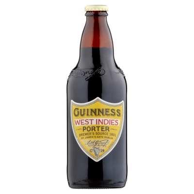 Guinness West Indies Porter 500ml Bottle