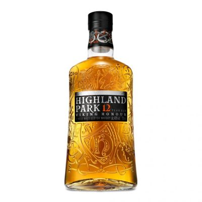Highland Park 12 Year Old Scotch Whisky
