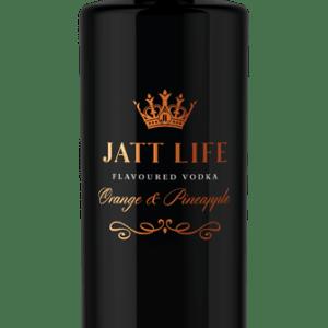Jatt Life Orange & Pineapple Infused Vodka