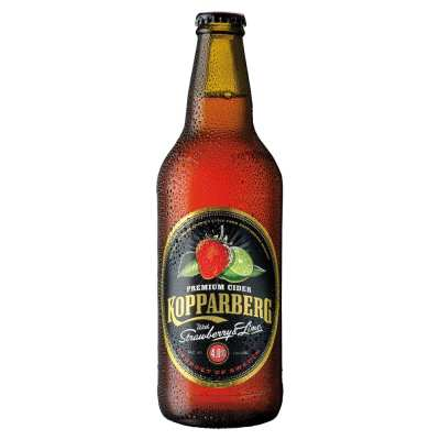 Kopparberg Strawberry & Lime Flavoured Cider