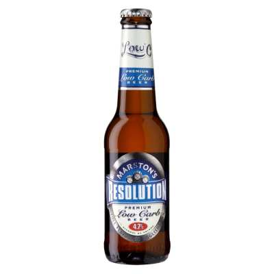 Marston's Resolution Low Carb Beer
