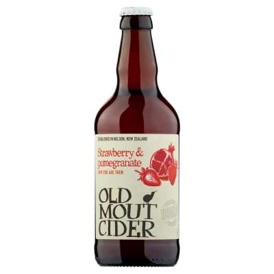 Old Mout Pomegranate & Strawberry Flavoured Cider