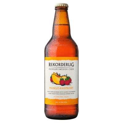 Rekorderlig Mango & Raspberry Swedish Cider Bottle