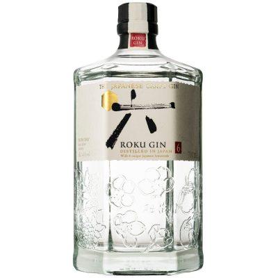 Roku Japanese Craft Gin Bottle