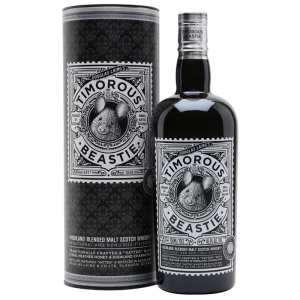 Timorous Beastie Scotch Whisky 70cl Bottle with Case