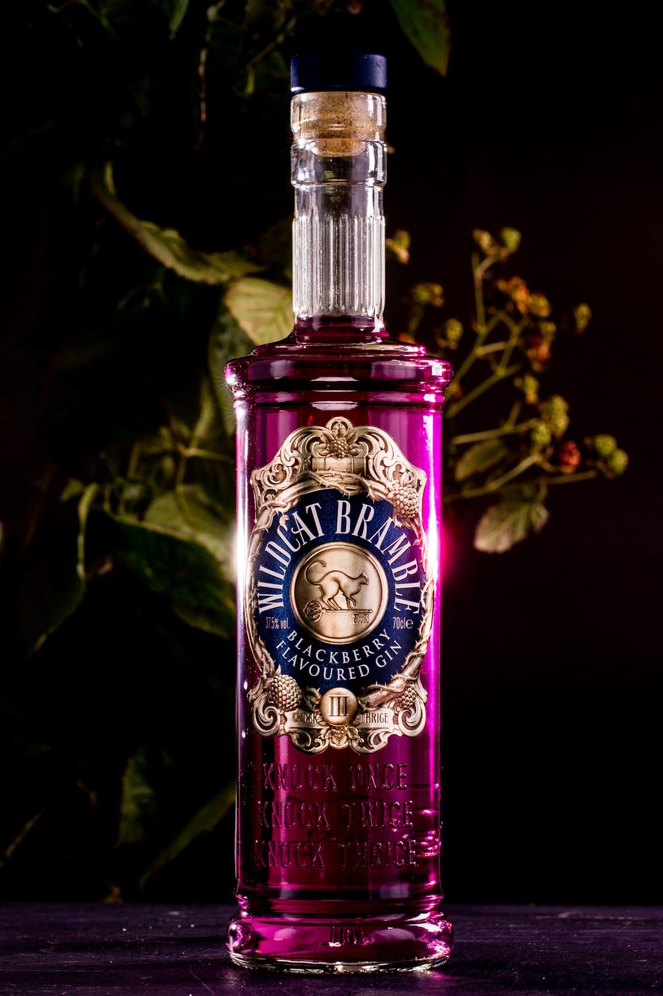 Wildcat Bramble Gin