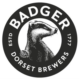 Badger Beer Logo