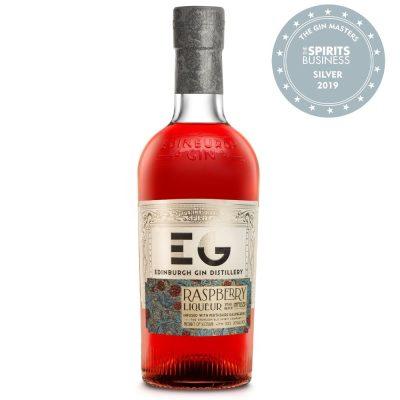 Edinburgh Gin Raspberry Gin Liqueur With Award