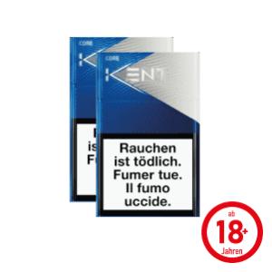 Kent White Box Zigaretten