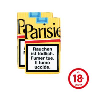 parisienne-jaune-soft Zigaretten