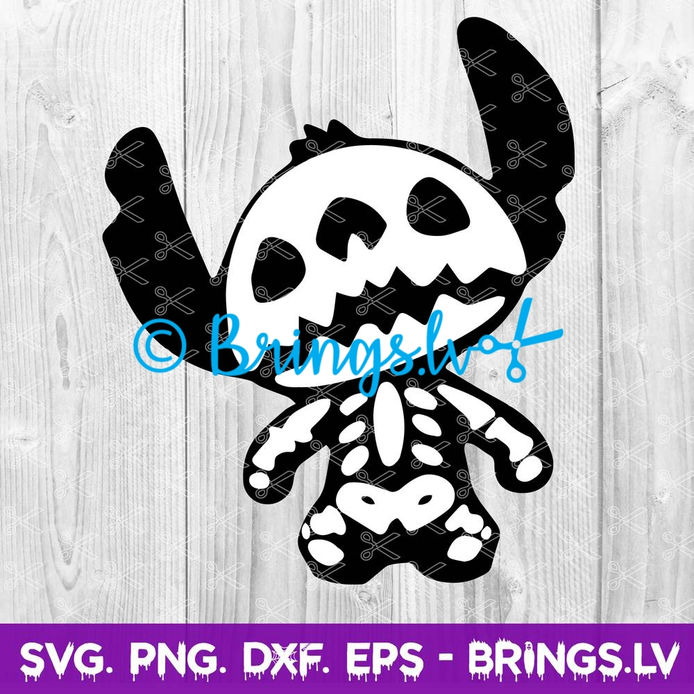 This is a versatile buttercream that you can use to decorate your halloween jack o'lantern or skating rink cake, but keep this recipe on hand for other cakes as well! Stitch Skeleton Svg Dxf Png Cut Files Stitch Disney Halloween Svg