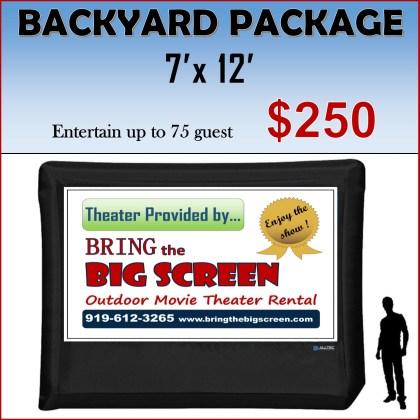 BBS Backyard Package (250)