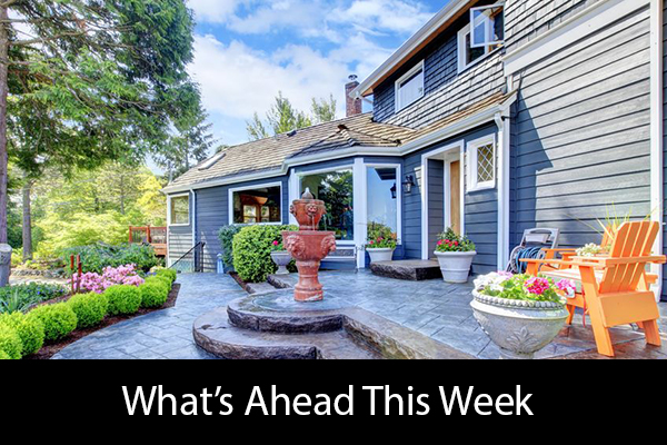 What's Ahead For Mortgage Rates This Week 7-23-18