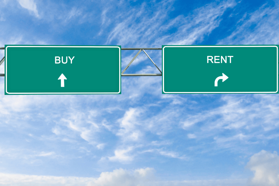 Taking A Closer Look At Affordability: Renting And Buying