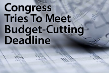 Congressional super-committee deadline influences mortgage rates