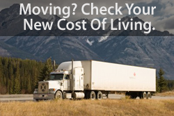 Cost of Living varies from town to town