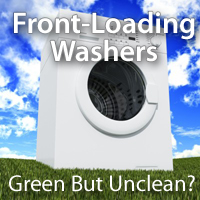 how to remove mildew from washing machine rubber seal
