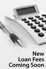 Payroll tax fees for new loans