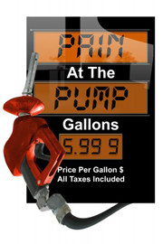 Gas prices rising, mortgage rates rising, too