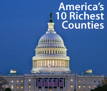 America's Richest Counties