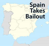 Spain Bailout USD$125 billion