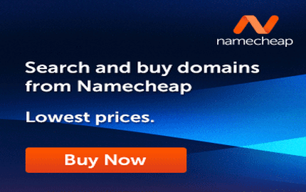 Search and buy domains from Namecheap