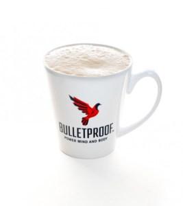 Jumped on the Bulletproof Coffee Train…WOOT WOOT
