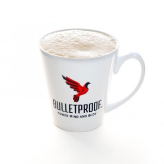 Jumped on the Bulletproof Coffee Train…WOOT WOOT