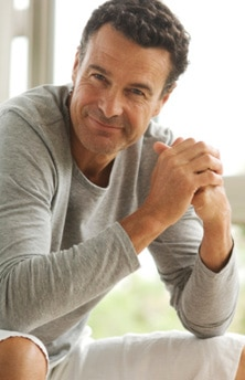 Testosterone Replacement Therapy (TRT) in Testosterone Deficient men