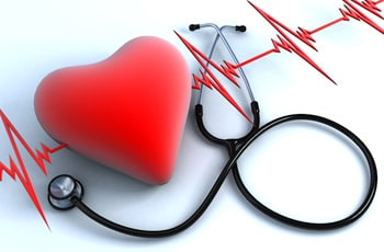 Health heart picture