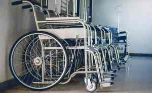 picture of wheelchairs