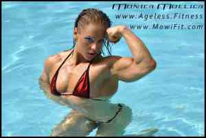 What smart training, good nutrition, supplements, and good genes gets ya ....